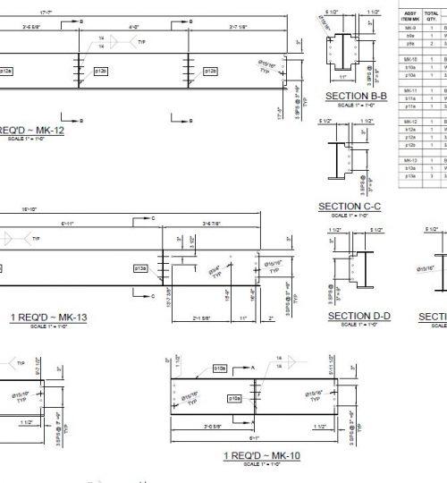 Fabrication Detail (Ex.2)